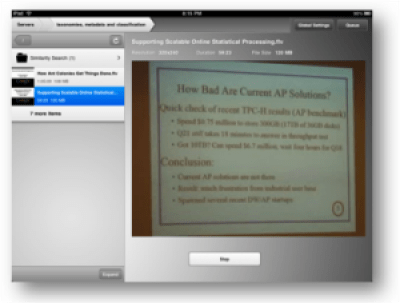 Air Video Free for iPad screenshot