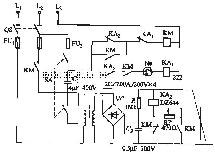 micro switch buzzer wiring diagram