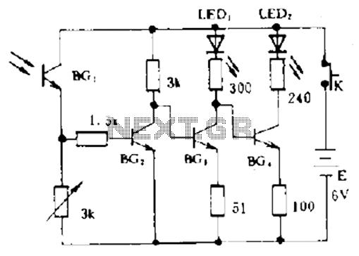 electric circuits game