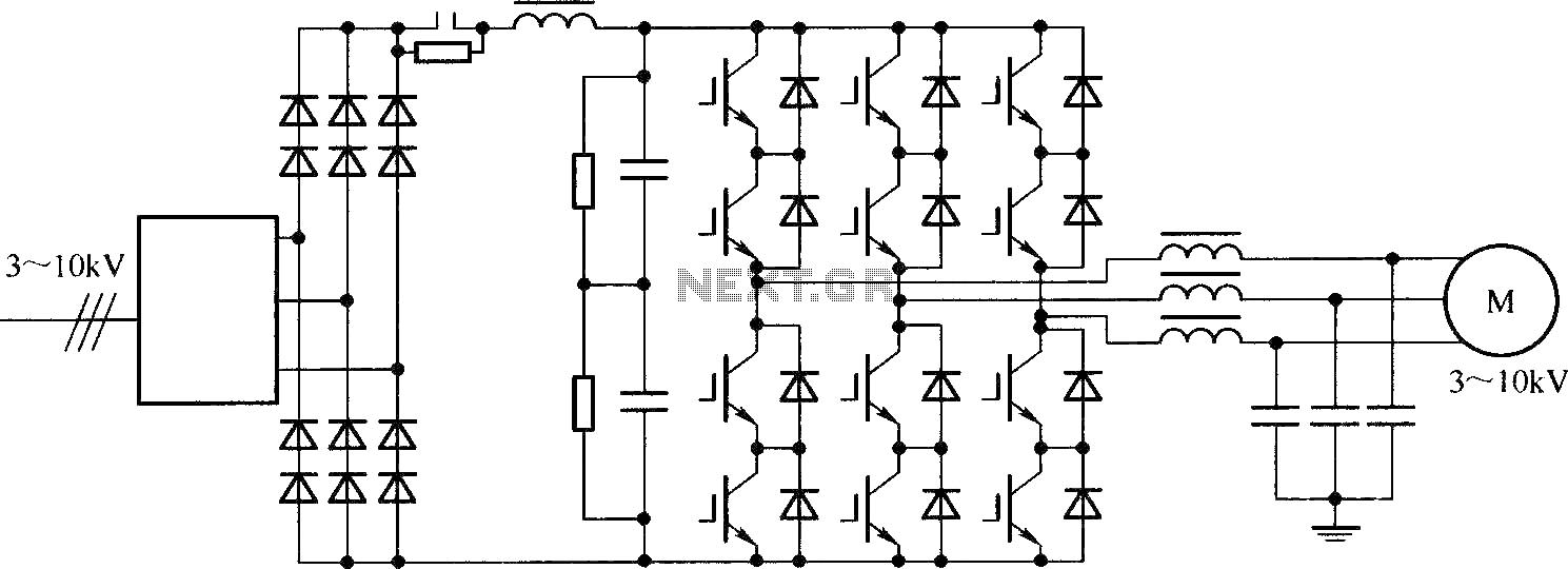 power led driver circuit audio lifier circuit ic power lifier circuit