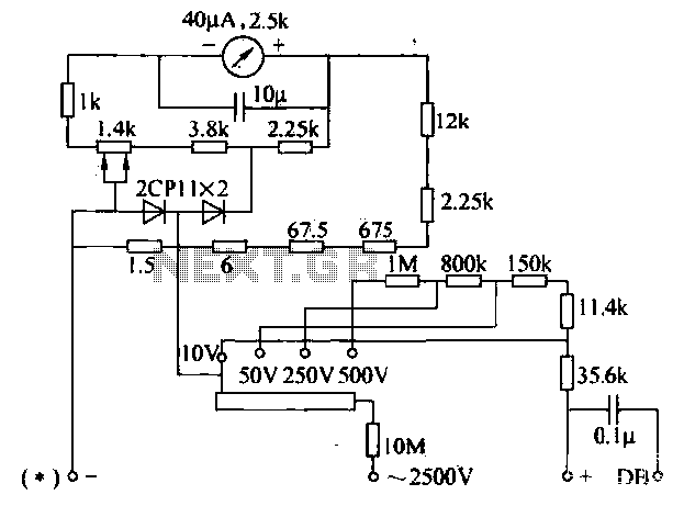 converter dc converter measuring ac voltage converter digital
