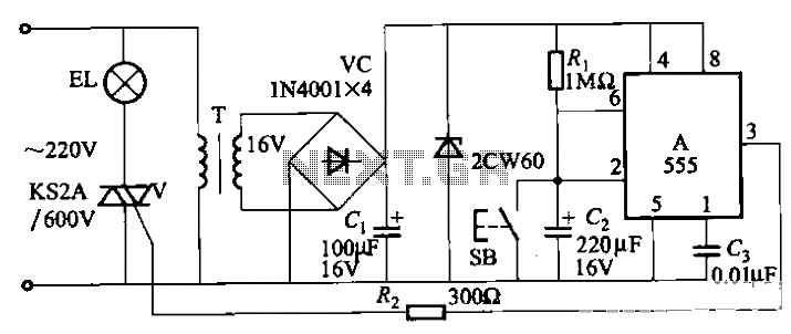 time delay relay ii circuit