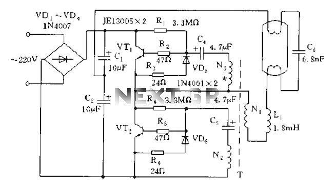 tda7381 4x25 watts car audio amplifier circuit diagram electronic