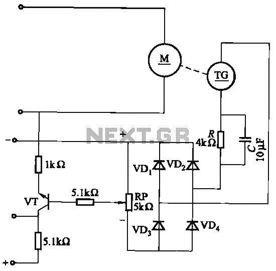 electronic watchdog circuit