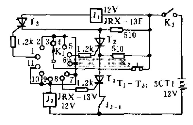 digital combination lock circuit diagram super circuit diagram