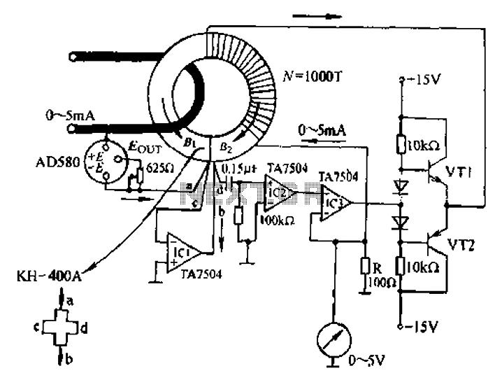 current detector circuit