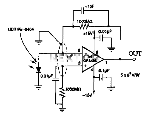 low drift peak detector circuit