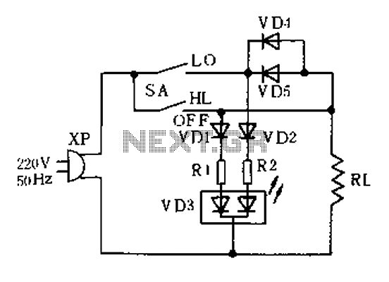 meter circuit page 4 meter counter circuits next gr