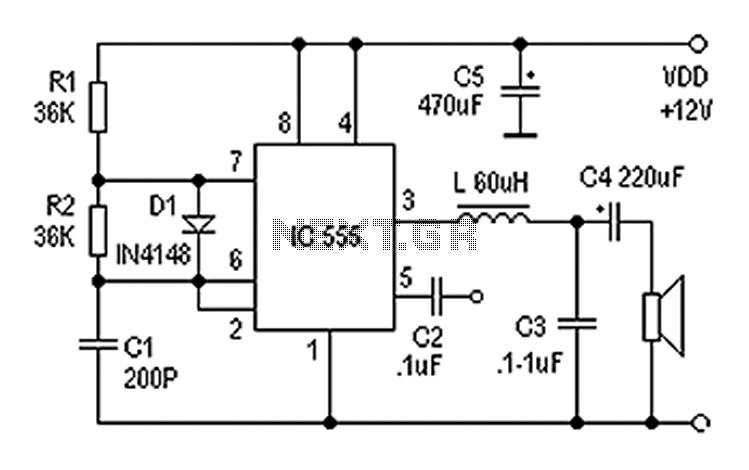 kicker led wiring diagram