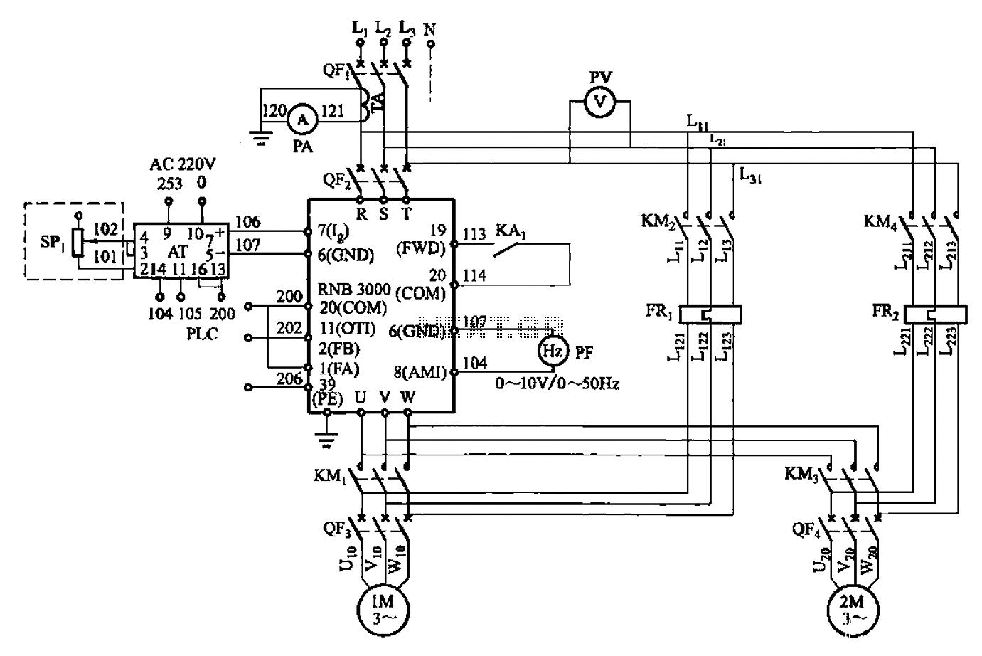 figure 1 low power gas detector circuit
