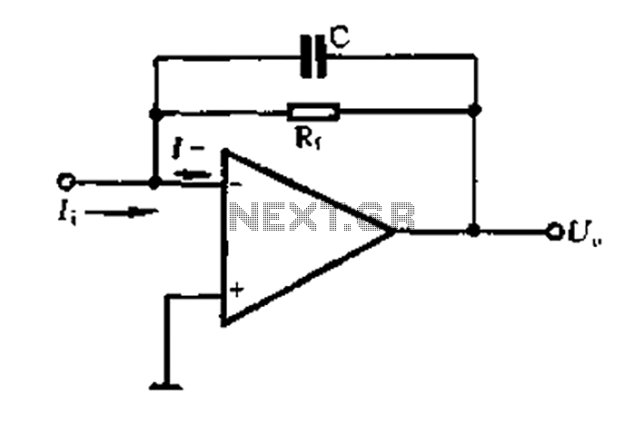 voltage frequency converter circuit composed of ad654 signal