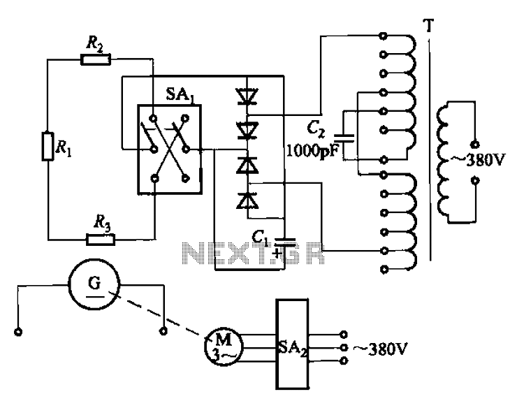 ultrasonic welding machine diagram