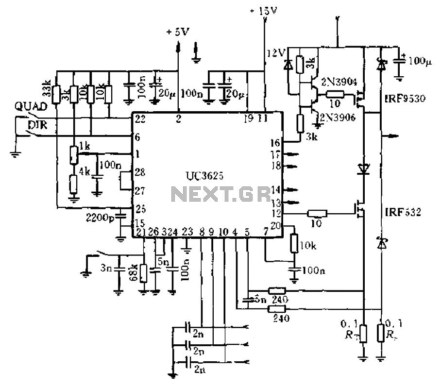 dc motor drive circuit pdf