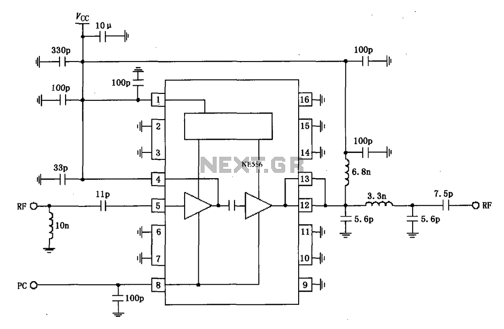 merakit dot com microwave circuits