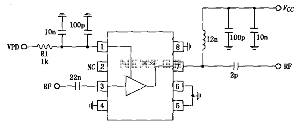 radio frequency circuit nextgr