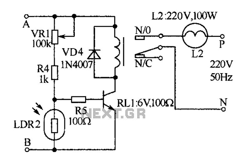parallel circuit in christmas lighting
