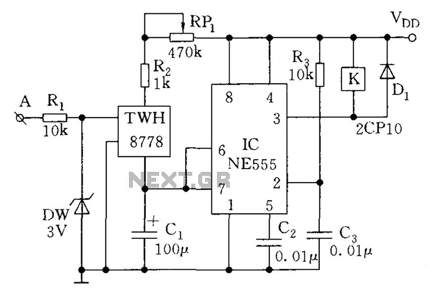 on off switch circuit diagram tutorial electronic circuit diagram