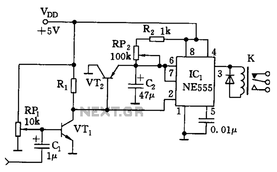 relay circuit automation circuits nextgr