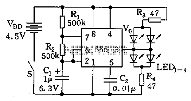 small electronic circuits