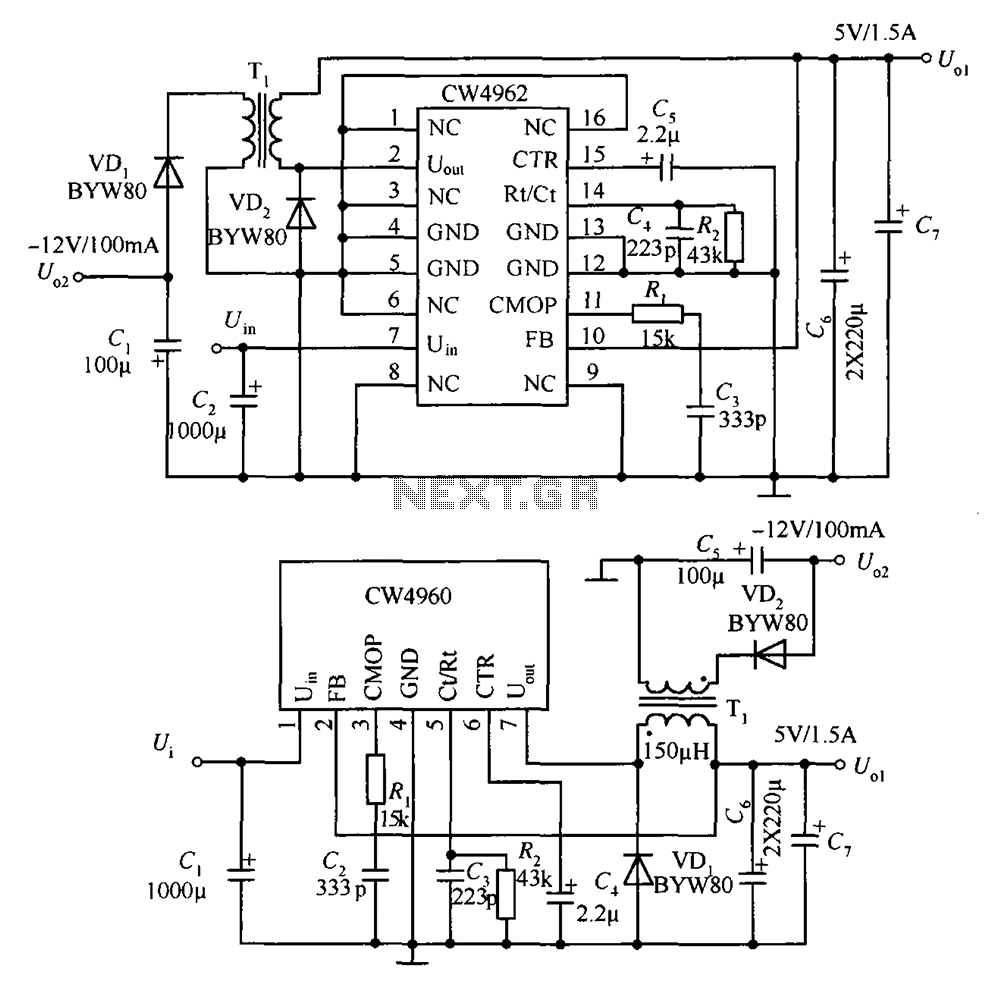 power supply circuit page 3 next gr