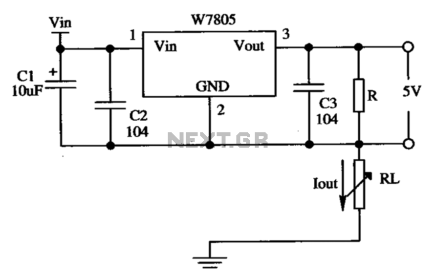 constant current load circuit