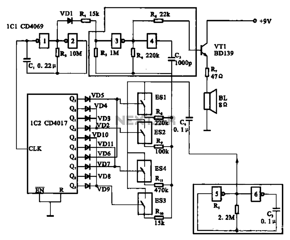 low frequency oscillators circuit