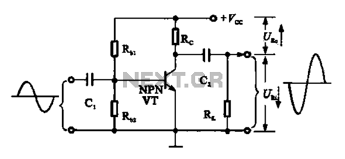 precision inductance and capacitance meter
