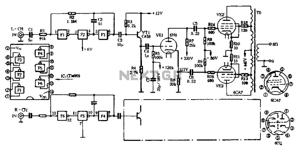 results for mosfet dc motor drive circuit