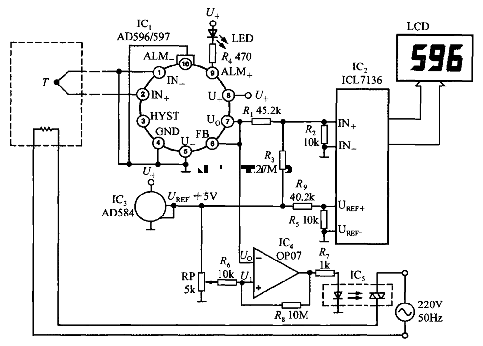 temperature loop diagram wiring diagram schematic