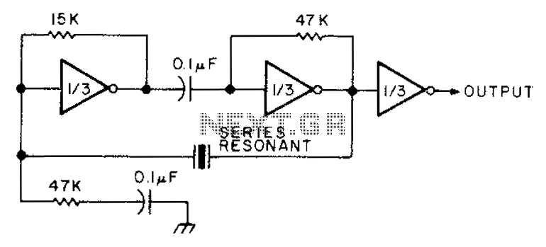 circuit diagram for inverter connection