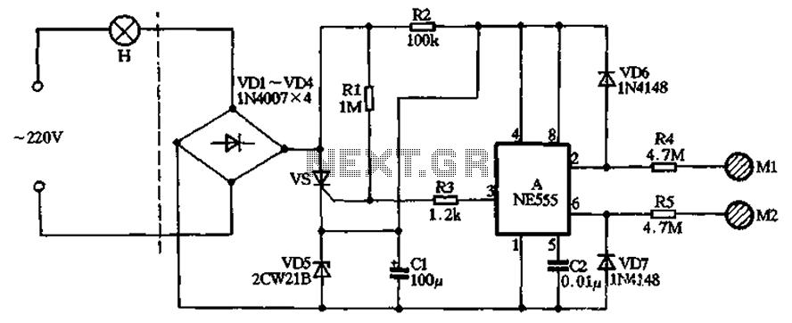 block diagram yagi uda antenna