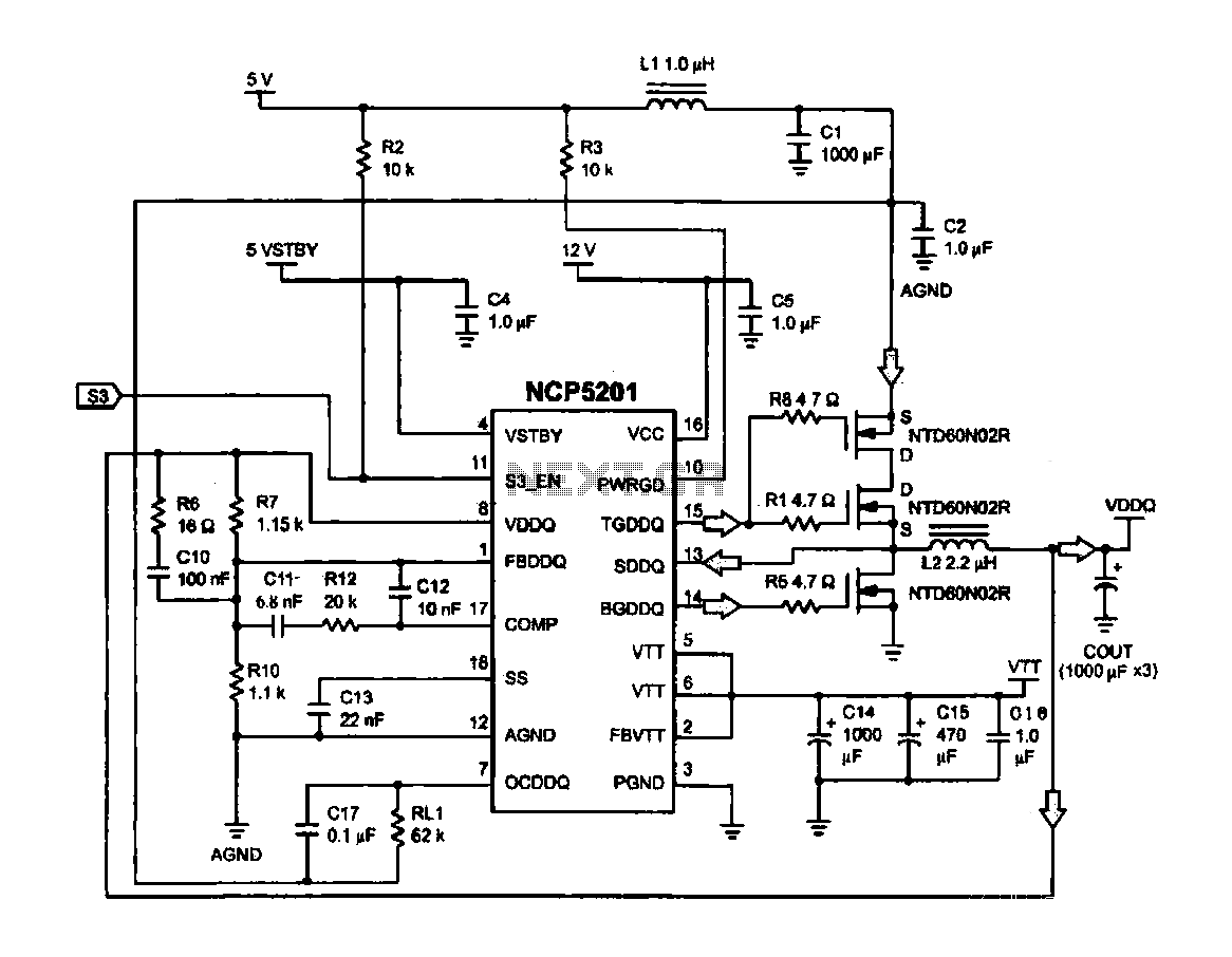 switching regulator with l4972a