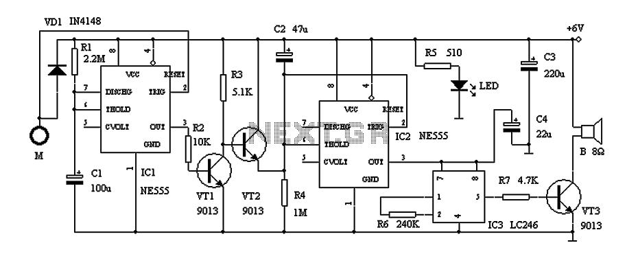 ne555 schematic