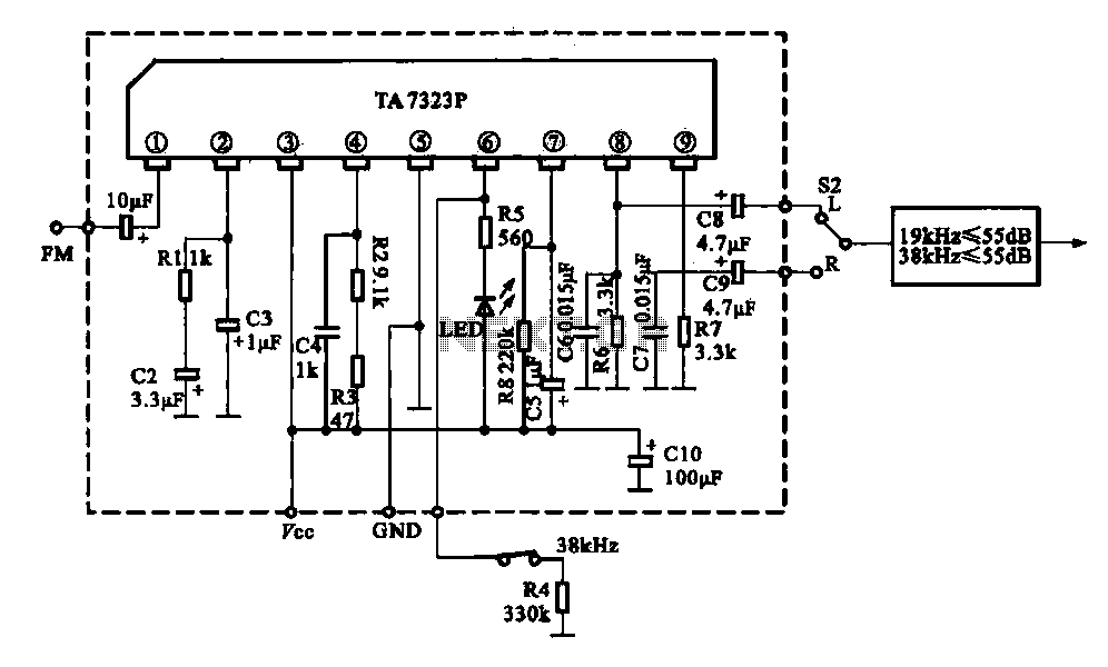 frequency demodulation circuit