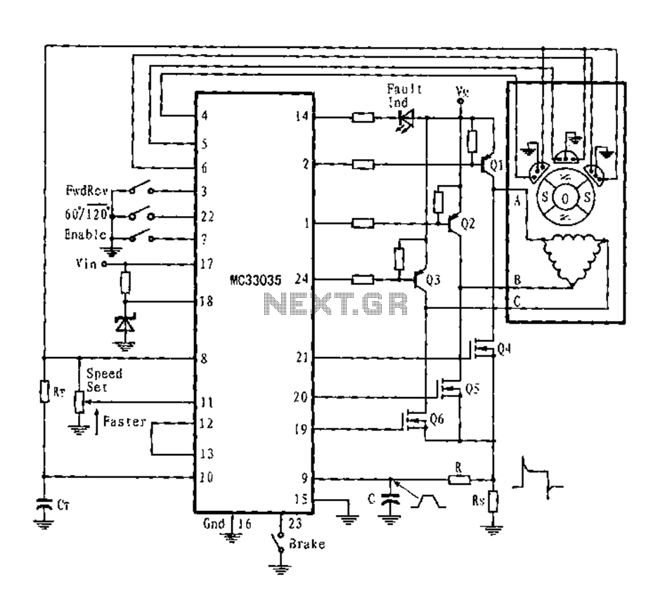 Circuit And Pattern Drawings Of Stepper Motor Controller Auto Unipolar Driver Schematic Bmp Sch U2013 With