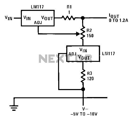 hall effect sensor switch circuit diagram