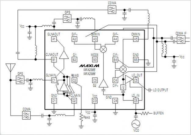 gps circuit page 2 rf circuits nextgr