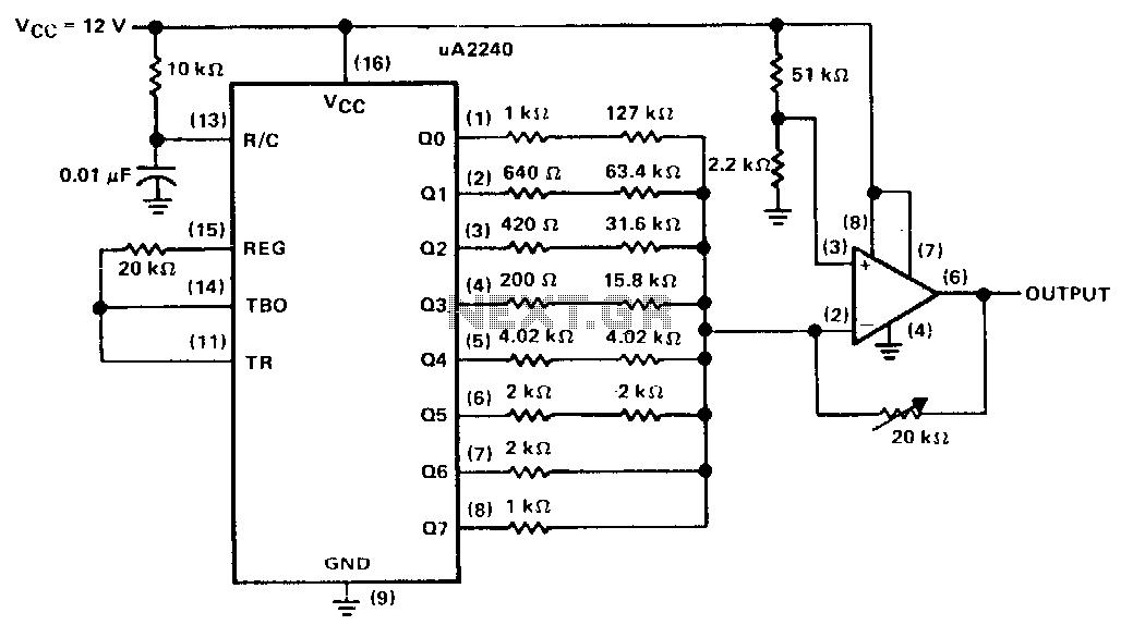 triangular waveform using schmitt trigger