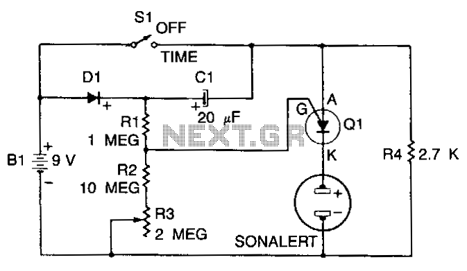 simple delay timer for one minute