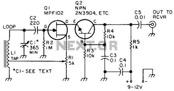 amplifier Schaltplang for 3