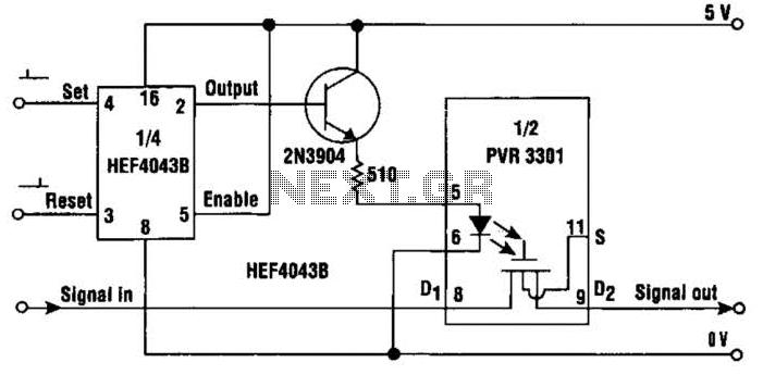 prox sensor wiring diagram