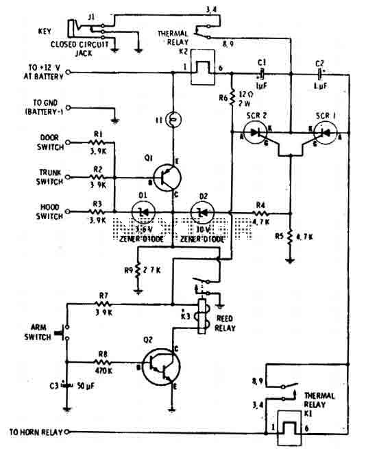 car circuit page 6 automotive circuits nextgr