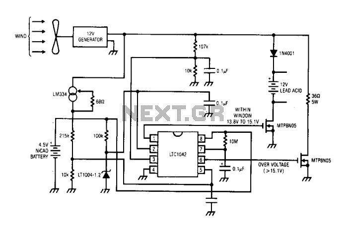 wind power wiring diagram