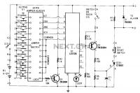 Electronic Keypad Door Lock Circuit. electronic door ...