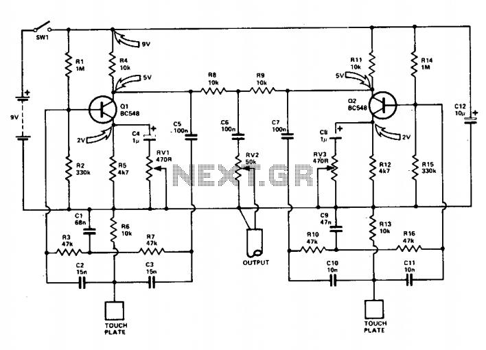 de emphasis circuit