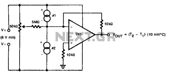 servo motor circuit page 6 automation circuits next gr