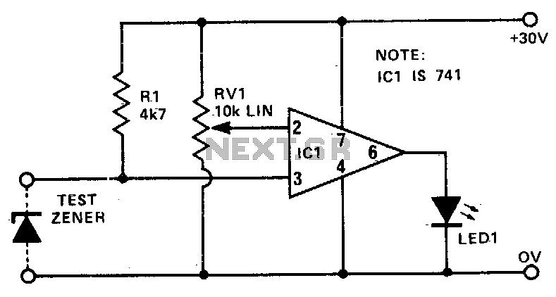 arduino circuit tester open circuit