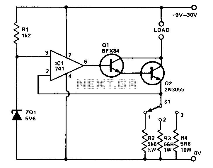 Input Stage For Frequency Counter - Auto Electrical Wiring Diagram on