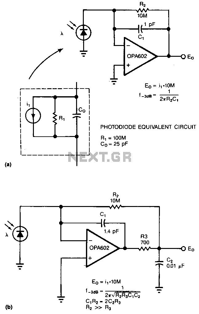 photodiode schematic