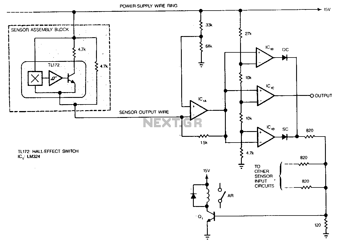 this circuit is configured as a comparator